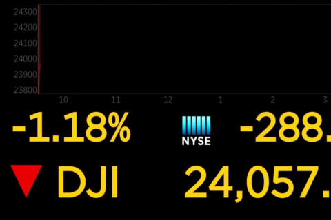 Special Report: Dow Jones opens down after record loss