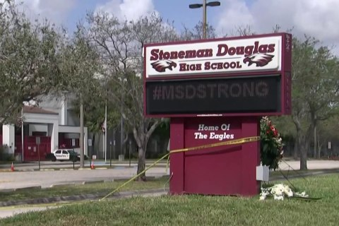 Armed deputy should have gone inside Parkland school, sheriff says