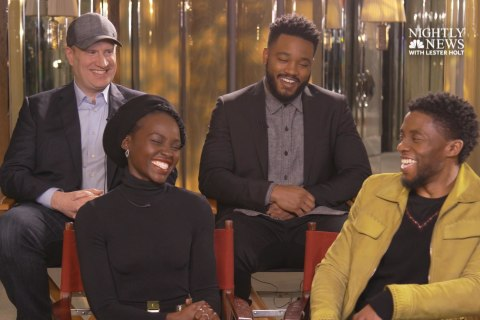 Extended interview: 'Black Panther' creative team on cultural significance of the film