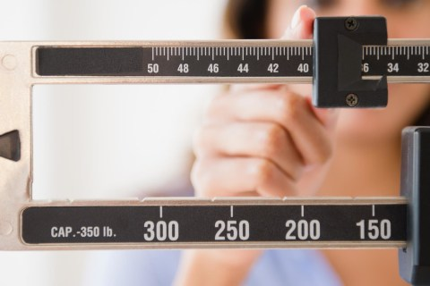 How to lose a pound in a week