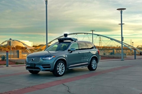Self-driving Uber causes pedestrian death in Arizona