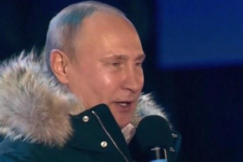 Vladimir Putin wins re-election for fourth term