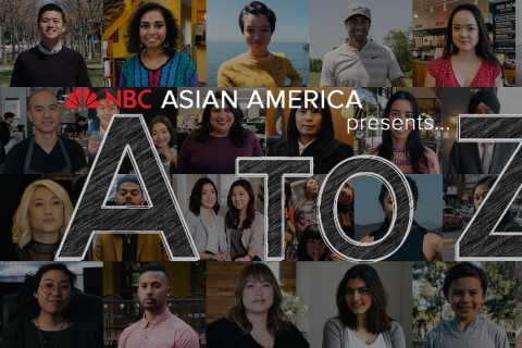 NBC Asian America Presents: A to Z (2018)