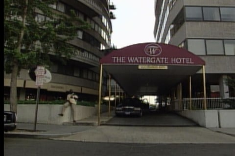 Combine history and luxury at the infamous Watergate hotel