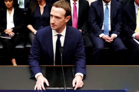 Zuckerberg admits his data harvested by Cambridge Analytica