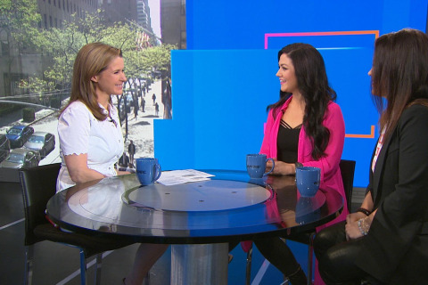 Julie Smolyansky and Cindy Whitehead share advice for business owners