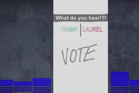 Yanny or Laurel? Science explains why you're hearing one and not the other