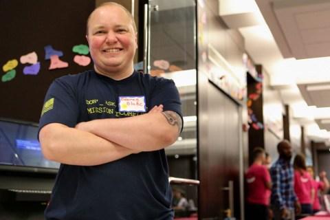 """I'm not a detriment to unit cohesion"": Meet transgender Navy officer Blake Dremann"