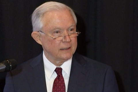 Sessions appeals to 'church friends' while defending immigration policy