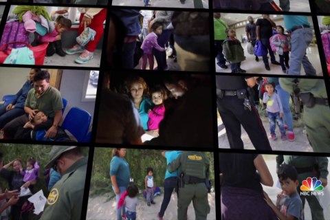 Hundreds of thousands of Americans help families separated at border