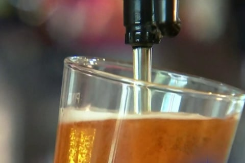 Brewing beer crisis in UK as carbon dioxide in short supply