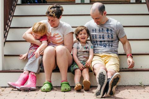 Raising 'theybies': Letting kids choose their gender