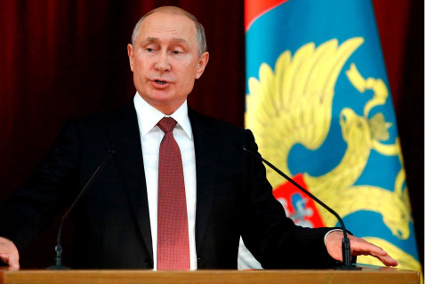Putin hails 'successful' Trump meeting