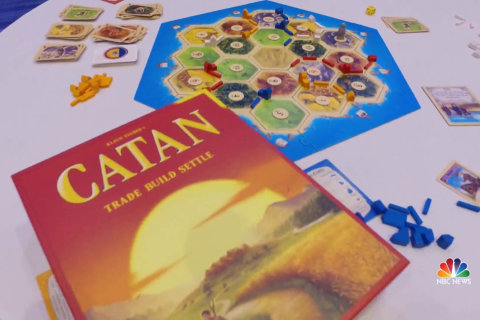 Celebrating the wildly popular Catan at the U.S. National Championship