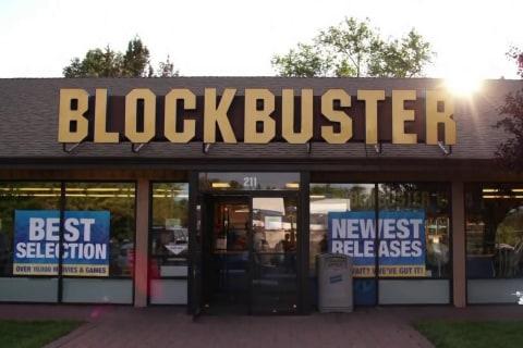 The last Blockbuster in the U.S.