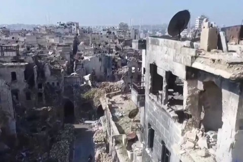 White Helmets evacuated from Syria as regime forces close in