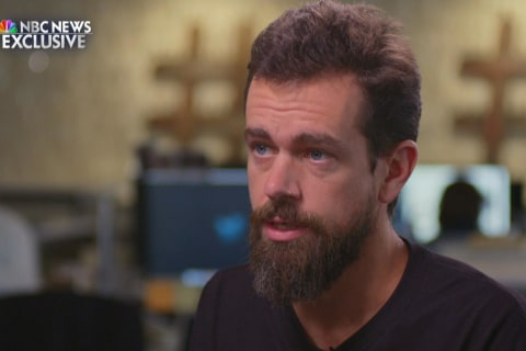 Extended interview: Twitter CEO Jack Dorsey talks Alex Jones and election security