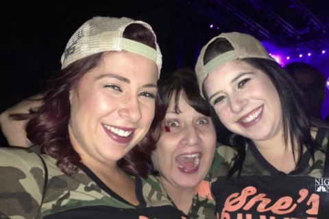 Survivors still struggle one year after the Las Vegas shooting