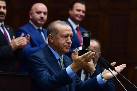 Turkey's president says Khashoggi was victim of 'political murder'