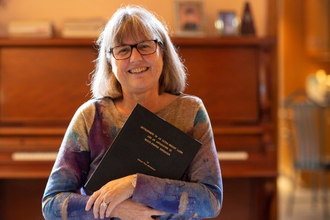Donna Strickland won the Nobel Prize in Physics; The third woman since 1901