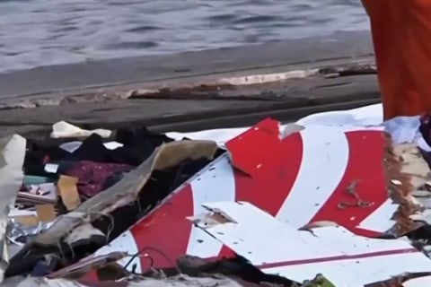 Mystery as new plane crashes into the ocean
