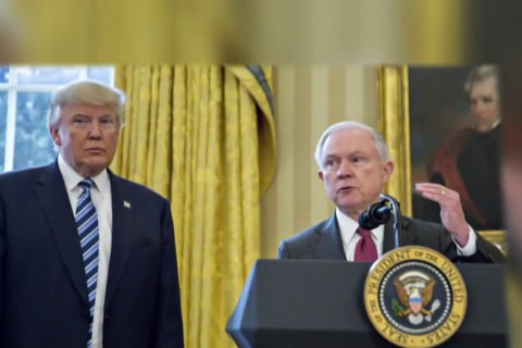 Democrats' new warnings after Sessions firing