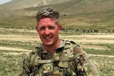 Utah mayor killed while serving in Afghanistan