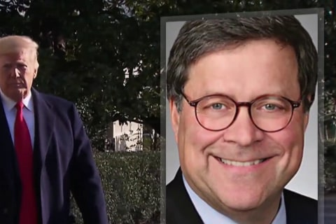 Trump picks William Barr to be his next Attorney General