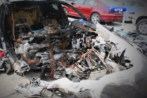 Family sues Tesla for negligence after deadly crash