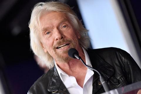 Richard Branson: 'Right kind of businessman' would make good president