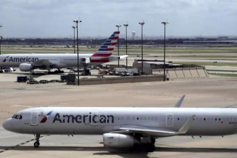 American Airlines and Delta fined over lengthy tarmac delays