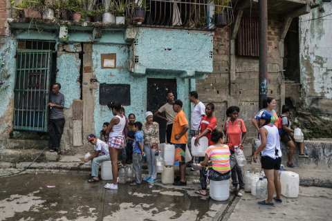 Should the U.S. military intervene in Venezuela?