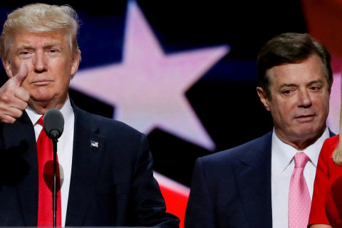 Mueller report: Analyzing whether Trump tried to influence Manafort with pardon