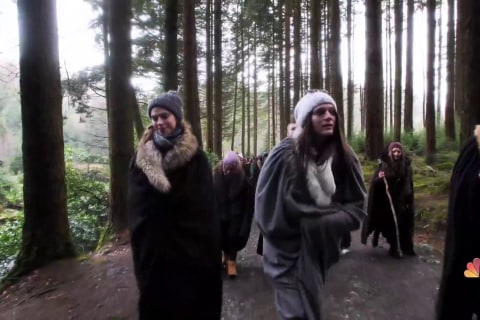 Visiting Westeros: Northern Ireland gets tourism boost from Game of Thrones