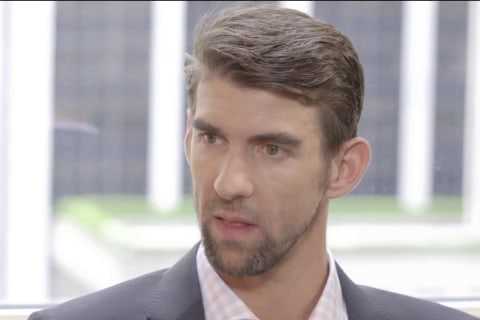 Phelps looking forward to 2020 Games, and not competing