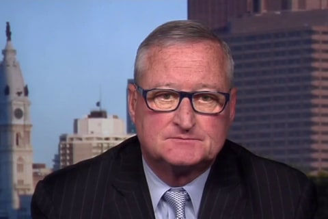 Philly Mayor: 'I'm embarrassed' by offensive Facebook posts