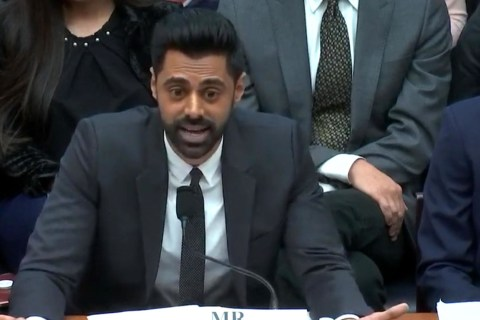 Hasan Minhaj calls out Congress over student loan crisis: 'You paid far less for your degrees'