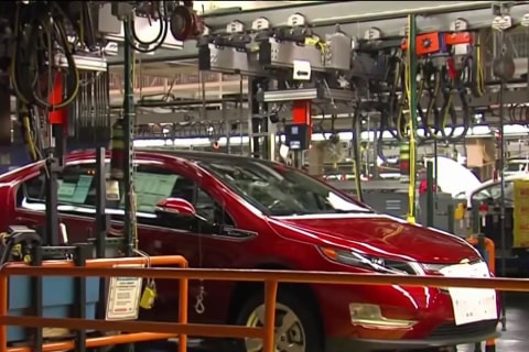 United Auto Workers union plans major strike against General Motors