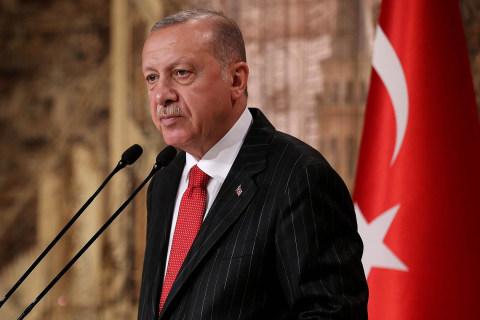 Turkey's Erdogan: U.S. must keep its promises in Syria