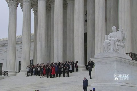 Supreme Court takes up case over ending protections for Dreamers