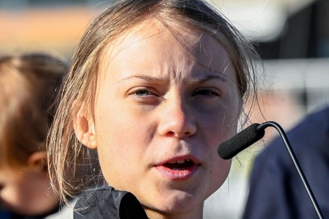 Greta Thunberg blasts world leaders' inaction on climate change