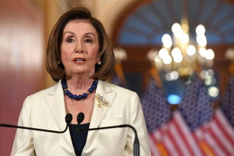 Pelosi on impeachment: 'The president leaves us no choice but to act'