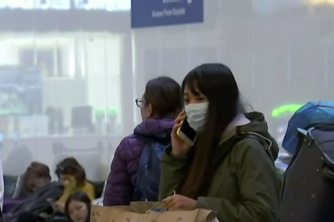 New travel alerts amid deadly coronavirus fears and suspected U.S. cases