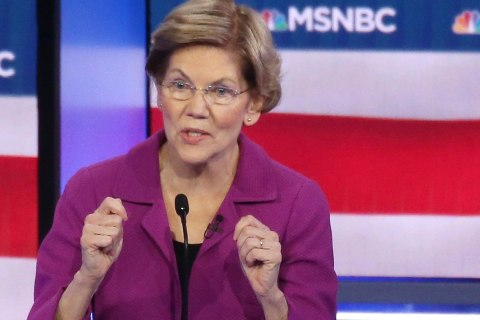 Warren: We can't be so eager to be liked by Mitch McConnell'