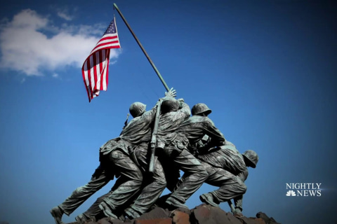 Americans today must come together like the Greatest Generation before us
