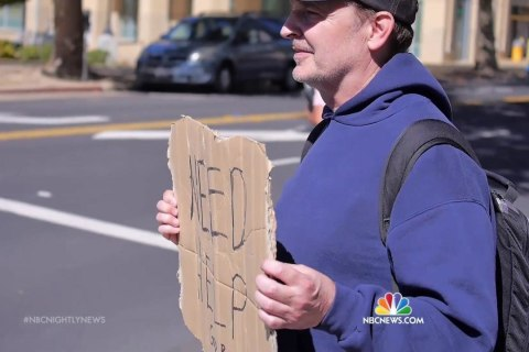 This Megachurch Preacher Goes Homeless And Finds It A Blessing
