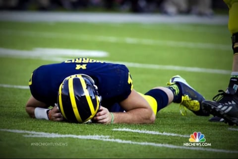 Two-Minute Sideline Test Could Be Best Way to ID Concussions