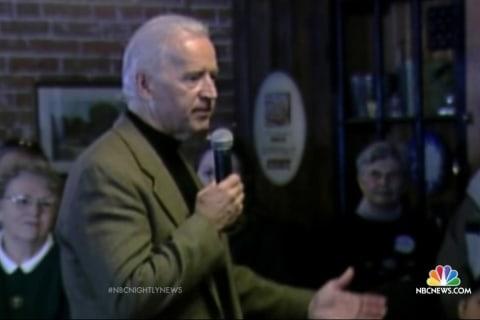 Will Joe Biden Launch Presidential Bid?