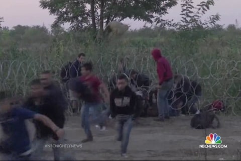 Europe Tightens Borders to Stop Flow of Migrants