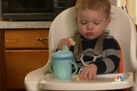 To Fight Peanut Allergies, Give Peanuts to Babies
